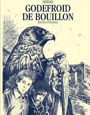 Godefroid de Bouillon intégrale - Servais - Dupuis