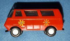 Vintage 1960-70's Tonka Hippy Hippie Van - Pressed Steel - RARE