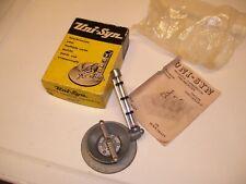 Vintage UNISYN nos Carburetor tuneup auto gm ford chevy rat hot rod tool porsche