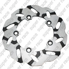 Motocycle Rear Brake Disc Rotor For Yamaha YZF R6 2006-2010 R1 2007-2010 Black