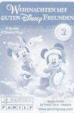 Rewe/PANINI Weihnachten mit Guten Disney Freunden Sticker bis zu 15 Sticker
