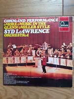 Syd Lawrence Orchestra Command Performance  More Music In The Glenn Miller LP
