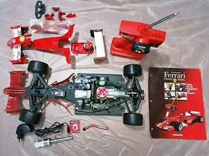 Ferrari F2004 Kyosho (Gas) Formula1 ((Rare)) Vintage