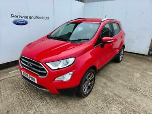 Ford EcoSport 1.0T ( 125ps ) EcoBoost ( s/s ) 2018.25MY Titanium