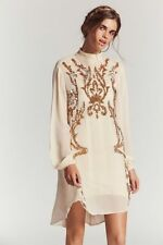 Free People Just Like Heaven Mini Dress-2-$350 MSRP