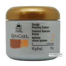 Keracare Overnight Moisturizing Treatment 4 oz. / 115 g with Free Gift