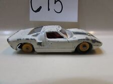 MATCHBOX LESNEY FORD GT - MADE IN ENGLAND LOOSE