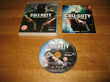 PS3 game - Call of Duty Black Ops (complete PAL)