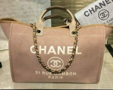 Chanel Deauville Large Tote, SOLD OUT