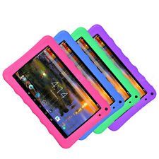 Folios for 9 Inch Android Tablet PC Universal Soft Silicone Case Kids Protective