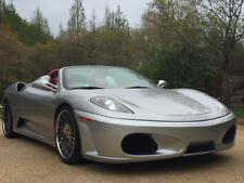 2005 Ferrari 430 Spider Convertible 2-Door