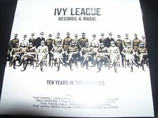 Ivy League Records Ten Years In The Trenches The Vines Mess Hall Stands CD - New