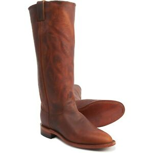 "WMN Chippewa Gale Tall Harness 15"" Leather Cowboy Boots - TAN RENEGADE - 1901W62"