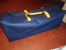Schutztasche für  8 Dualgassen aus Kunstleder mit Bestickung / personalisiert