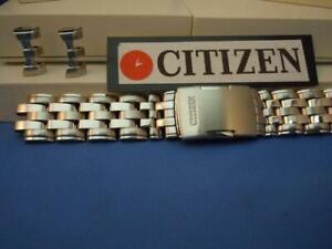 Citizen Watchband BL8000. Cal. 8700 Steel Bracelet