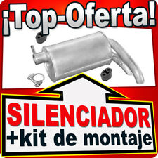 Silenciador Trasero  FORD GALAXY SEAT ALHAMBRA VW SHARAN 1.9 TDI 95-00 DDC
