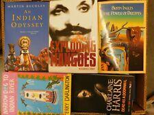 35 Bücher englische Bücher Romane Sachbücher Reiseführer Bildbände u.a.