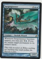 1x SURGESPANNER Lorwyn Blue Merfolk Rare Card MTG Magic The Gathering