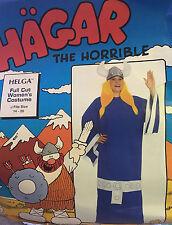 Rare Vintage 1995 Rubie's Full Figure Hagar The Horrible Helga Adult Costume