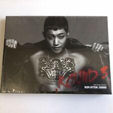 KIM HYUN JOONG 3rd Mini Album CD+BOOKLET SEALED