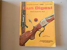 Gun Digest 1969- 23rd  Anniversay Deluxe Edition -416 Pages