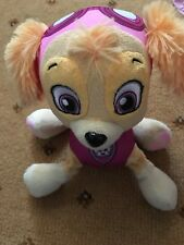 Paw Patrol Skye cuddly toy, friend of Chase, Marshall on NICK JR. L@@K at this!!