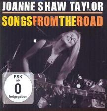 Joanne Shaw Taylor - Songs From The Road (NEW CD & DVD)