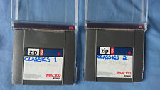 EMU Classics sample collection on 2 new ZIP100 disks