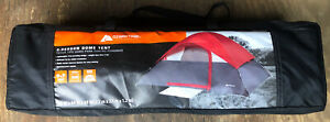 Ozark trail 4 person camping dome tent- Never Opened