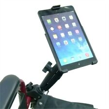RAM Wheelchair Mount with Long Arm Tough Claw and Cradle for iPad Mini 4