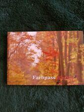Farbpass Herbst Farbberatung mit 35 Farben