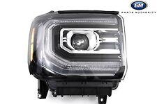 2017 GMC Sierra Denali RH Passengers Side LED Headlight Assembly 84046789 OEM GM
