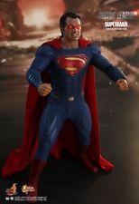 Superman Liga De La Justicia Hot Toys 1/6 Figura De Colección Henry Cavill Reino Unido 2019