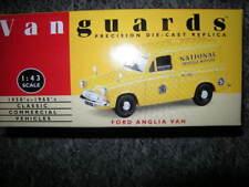 1:43 Vanguards Ford Anglia Van neuf dans sa boîte