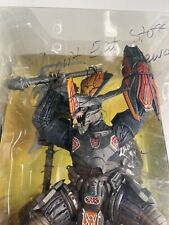 McFarlane Halo 3 Legendary Collection Brute Chieftan Sealed Signed Limited Ed