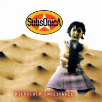 cd musica italiana subsonica MICROCHIP EMOZIONALE