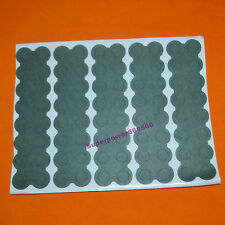 Double row hollow insulation paper adhesive cushion for 16pcs 18650 battery pack