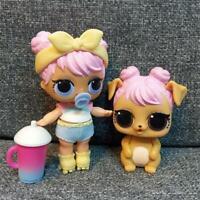 LOL Surprise DAWN Confetti Pop Series 3 Wave 1 Doll 3-006 & pet Giocattoli