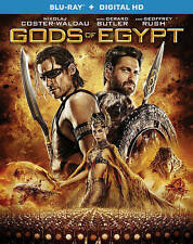 Gods Of Egypt (blue ray, digital) New, Free shipping