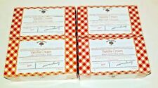 Bolero Beverly Hills Vanilla Cream Pure Vegetable Soap Nourishing 7oz Lot of 4