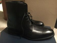 COLE HAAN $278. Williams Dress.BT.II 10 Leather Men's Military Boots