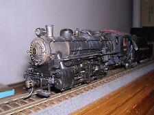 """BRASS NWSL  Pennsylvania B-? 0-6-0 Steam Loco #7007 w/DCC & Sound """"H.O.Gauge"""""""
