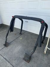 Rear Family Roll Bar Kit Yj Jeep Wrangler Roll Bar, With Pads And Textured Paint