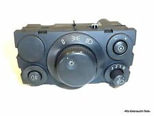 Opel Astra H 1,6  Schalter Licht Lichtschalter 13100136ZD