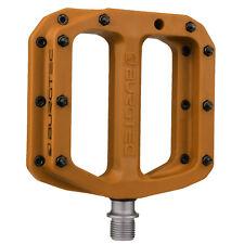 Burgtec MK4 Composite Flat Pedals - Kash Bronze