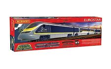 R1176 Hornby Eurostar e300 Model Electric Train Set OO Gauge New & Boxed Gift