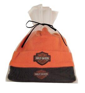 Harley-Davidson® Infants' Unisex Caps In A Bag Two Pack Gift Set 3050044