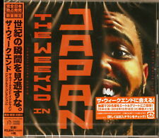WEEKND-THE WEEKND IN JAPAN-JAPAN CD Ltd/Ed E78