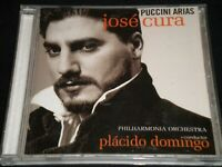 Jose Cura - Pucini Arias - Placido Domingo - CD Album - 21 Tracks - 1997