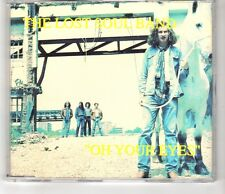 (HI678) The Lost Soul Band, Oh Your Eyes - 1993 CD